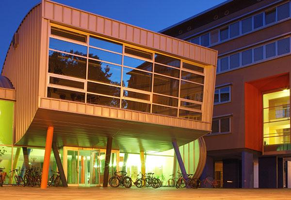 Sveučilišni kampus - grad u gradu